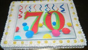 9 idee per le vostre torte di compleanno