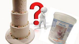 Come calcolare quanta pasta di zucchero ci vuole per coprire una torta?