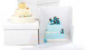 Come posso trasportare una torta a piani?